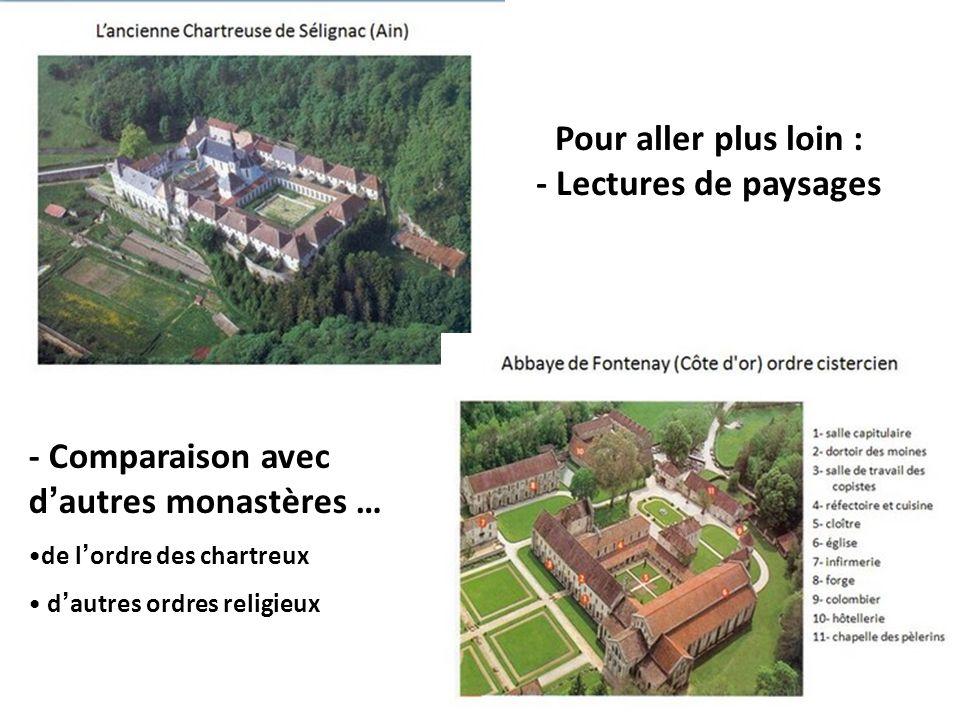 Le monastère de Sainte-Croix
