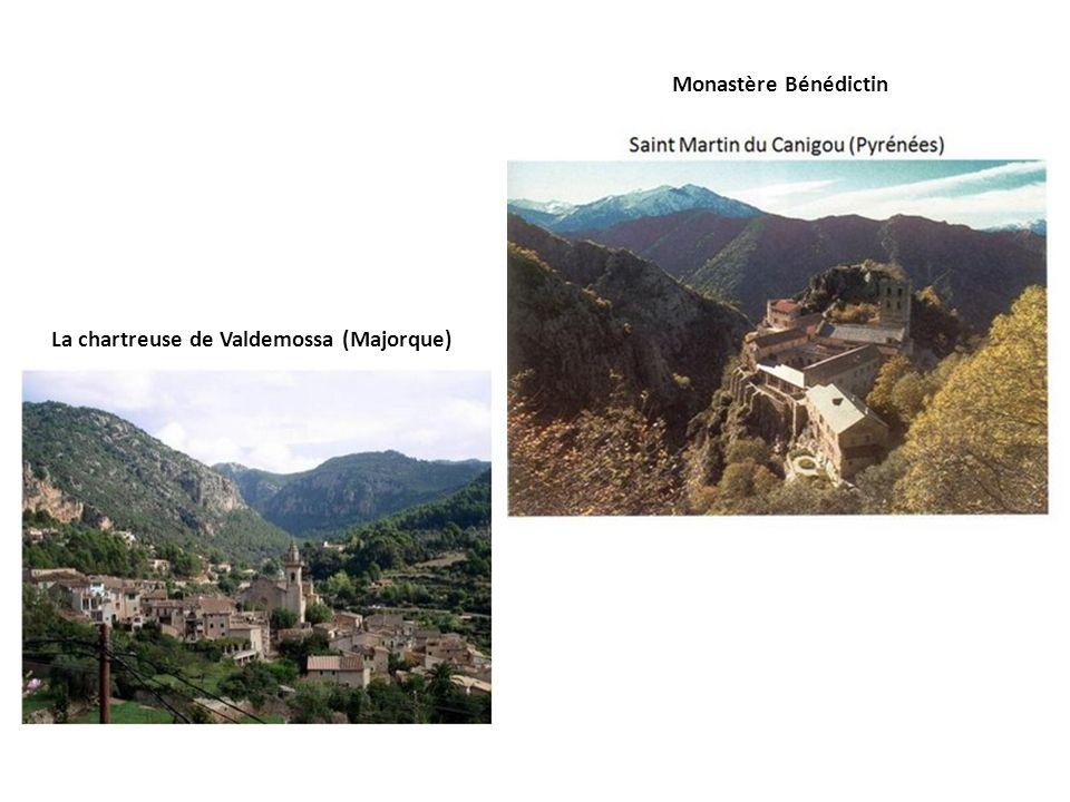 Pour aller plus loin : - Lectures de paysages - Comparaison avec dautres monastères … de lordre des chartreux dautres ordres religieux