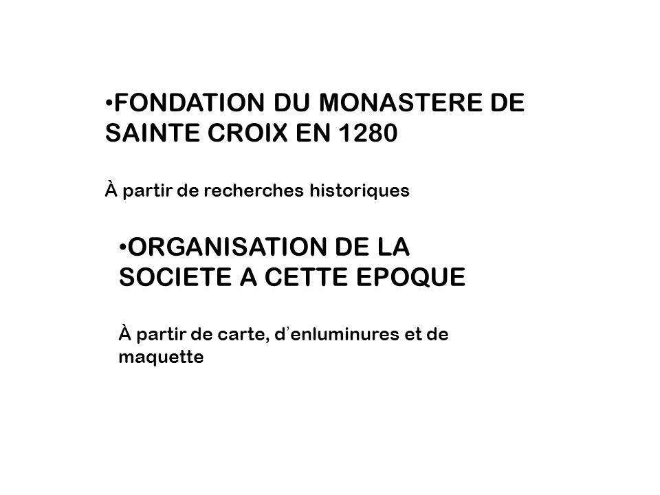 Labbaye du Mont Saint Michel (Manche) Moines de lordre de la fraternité monastique de Jérusalem