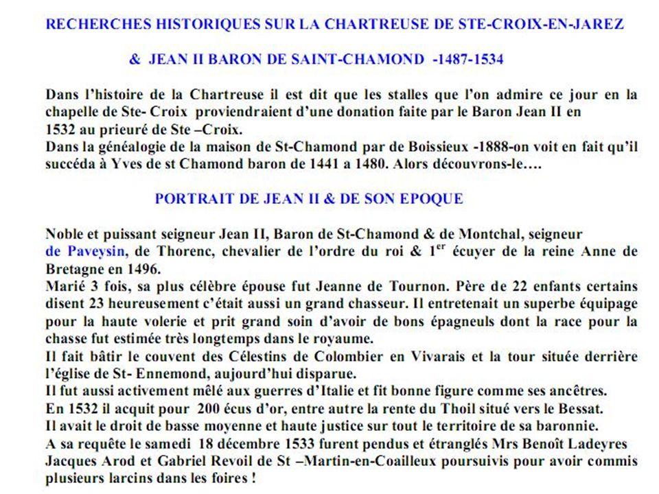 FONDATION DU MONASTERE DE SAINTE CROIX EN 1280 À partir de recherches historiques ORGANISATION DE LA SOCIETE A CETTE EPOQUE À partir de carte, denlumi