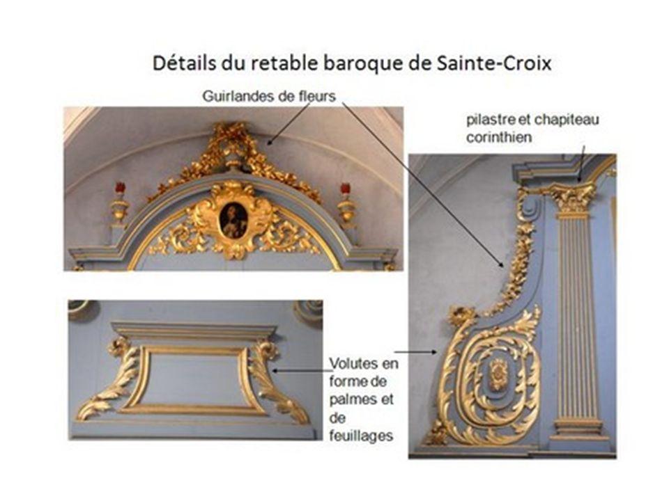 La profusion des décors et la primauté de la courbe Art baroque