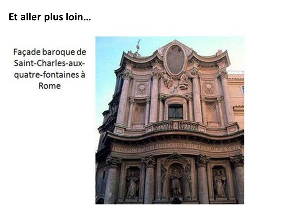 Les retables apparaissent au XIe siècle suite à la modification de la place du prêtre lors de loffice. Celui-ci avait coutume de se placer derrière la