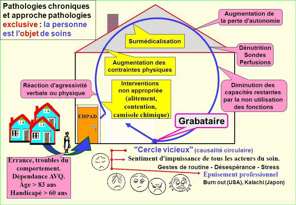 2 Dr Lucien Mias I - Stratégie exclusive d'approche par pathologies PathologiesVieillissement Analyse des données et mise au point du projet de soins.