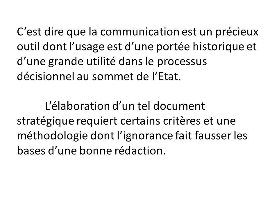 1-5 Le sens des responsabilités Les écrits de lAdministration lengagent aux yeux du public.