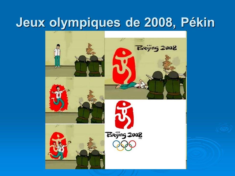 Jeux olympiques de 2008, Pékin Jeux olympiques de 2008, Pékin