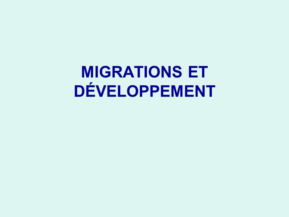 Ces femmes connaissent une forte concurrence sur le marché du travail( taux dactivité en Algérie 31%, au Maroc 43,8% et 39,6% en Tunisie) Une mobilité plus grandes pour un fort potentiel migratoire, exemple de la Belgique: en 1999 il yavait sur le sol Belge 8452 algériens, 125082 marocains, 4243 tunisiens, 110 lybiens et 81 mauritaniens