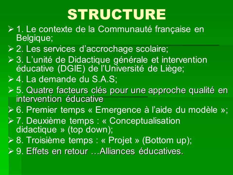 XVI Congrès AMSE MOnterrey / Colloque alliance éducative Dethier, Gilles, Plunus 13 6.