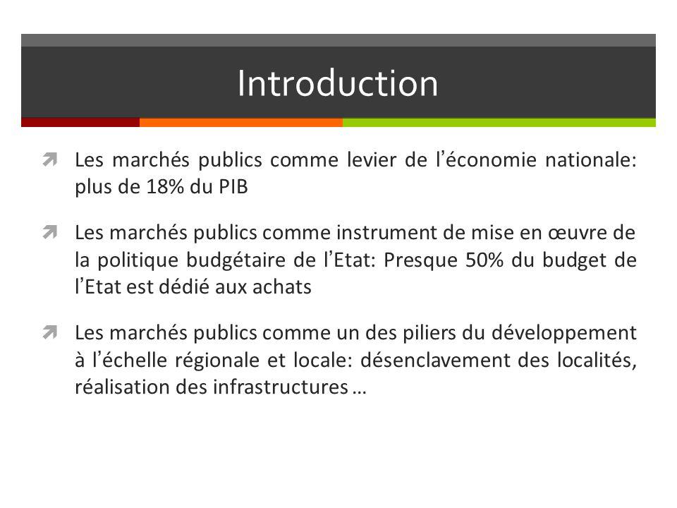 Axe 1: Gouvernance Cet axe est dédié aux mesures à entreprendre afin de consolider les organes de contrôle, les voies de recours et les dispositions de confidentialité dans le système de passation des marchés publics.