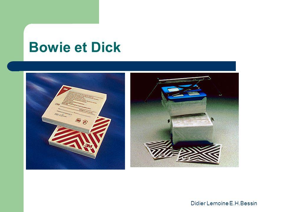 Didier Lemoine E.H.Bessin Bowie et Dick
