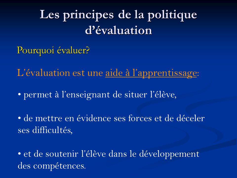 Le jugement en matière dévaluation Formelles: productions et processus dans un outil de consignation de lélève.