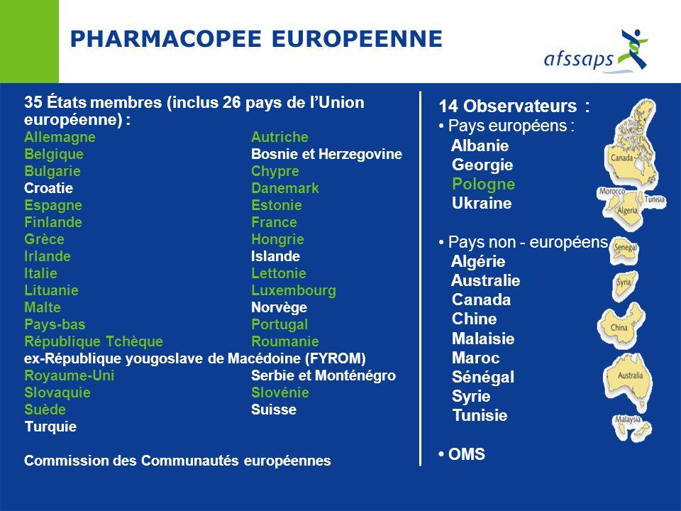 35 États membres (inclus 26 pays de lUnion européenne) : Allemagne Autriche BelgiqueBosnie et Herzegovine Bulgarie Chypre Croatie Danemark Espagne Est
