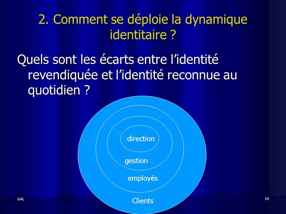 APEC 2008 14 GAL 2. Comment se déploie la dynamique identitaire .