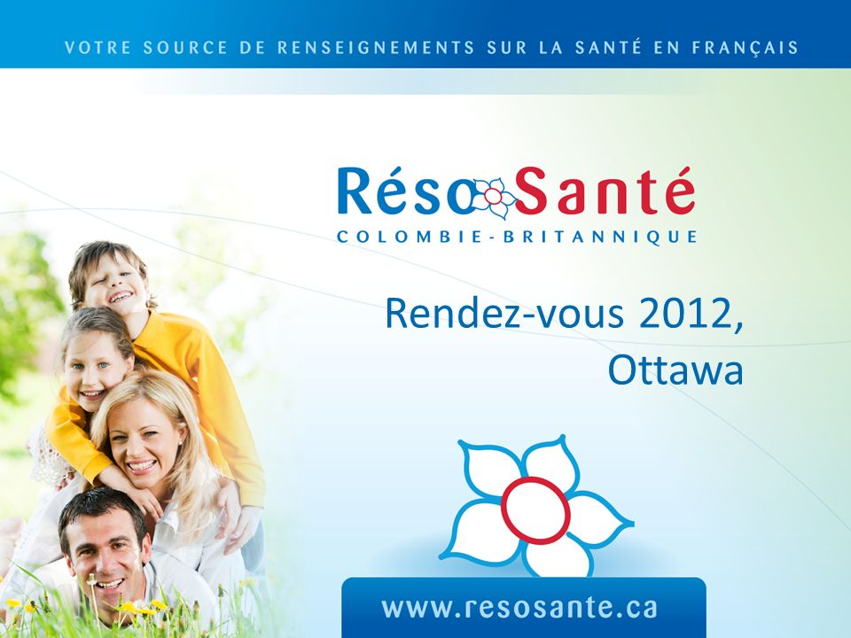 Rendez-vous 2012, Ottawa