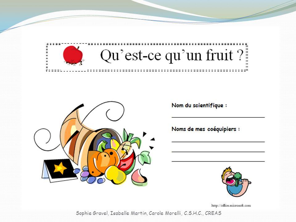 Un fruit cest sucré… Un fruit ne se cuit pas… Ébranler les conceptions de départ… http://www.consoglobe.com/ http://les-plaisirs-de-katman.over-blog.com/ En es-tu bien certain ?