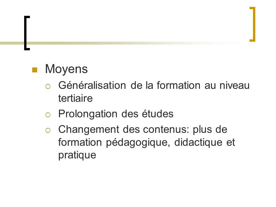 Pour faire sentir lampleur des changements … Eurydice (2002).