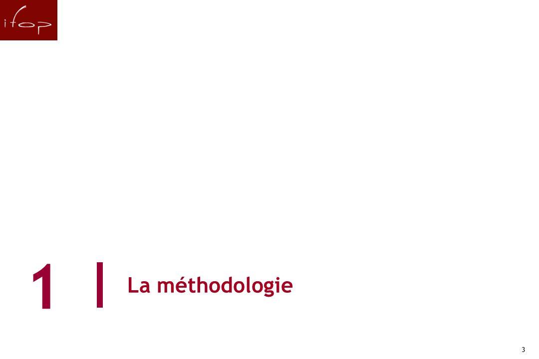 3 La méthodologie 1 3