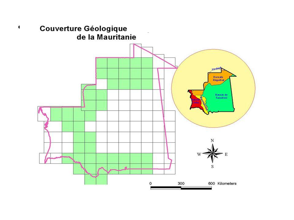 Ensembles Géologiques et découpage cartographique à 1/200 000