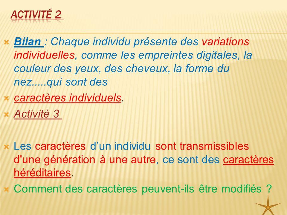 CompétencesQUESTIONSCritères de réussite Auto- évaluatio n Rechercher des informations utiles I1 1.Jexplique à Marie les différentes étapes de la réalisation dun caryotype.