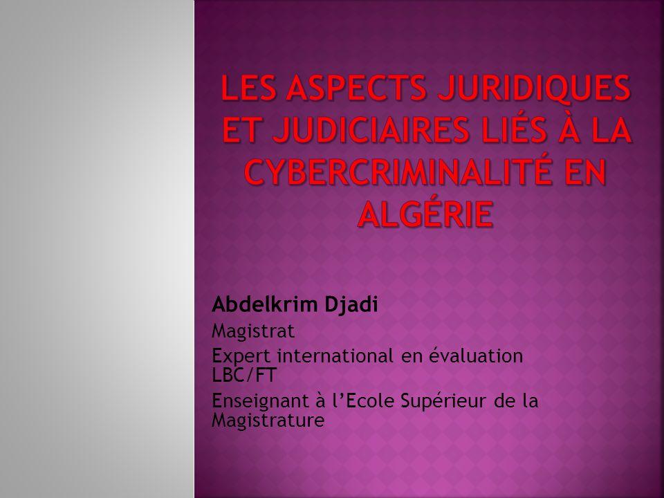 Selon les Nations Unies, un cyber crime est «toute infraction susceptible dêtre commise à laide dun système ou dun réseau informatique, dans un système ou un réseau informatique ou contre un système ou un réseau informatique.