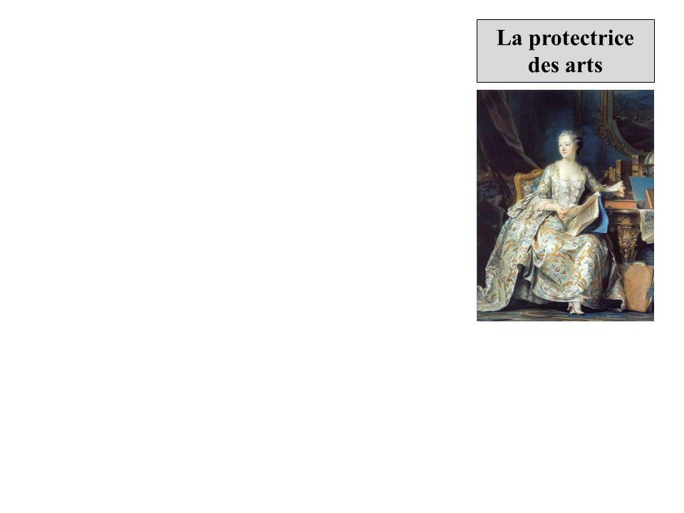La protectrice des arts