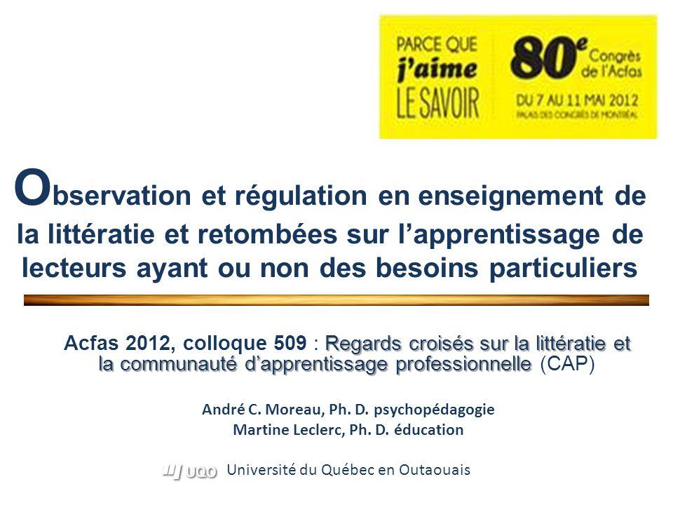 Leclerc et Moreau, 2011 68 83 35 26 40 12 Traces dobservations – modèle inspiré de la fiche dobservation (FO) de la lecture à haute voix