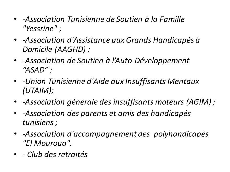 -Association Tunisienne de Soutien à la Famille