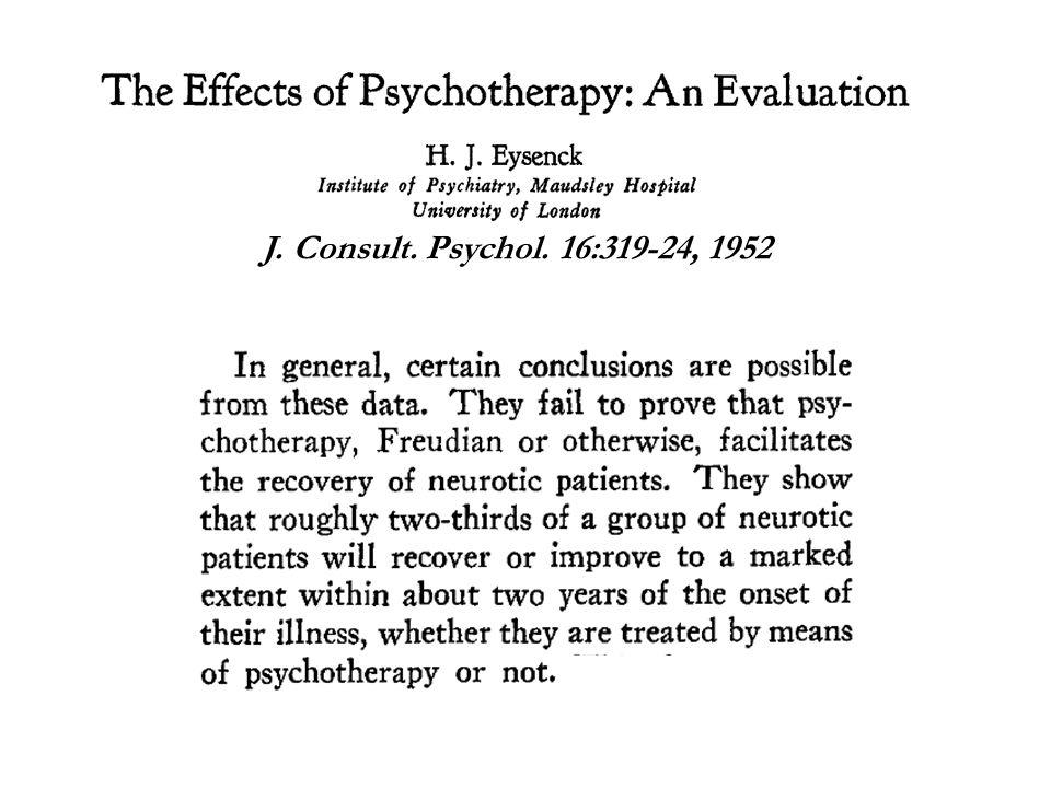J. Consult. Psychol. 16:319-24, 1952