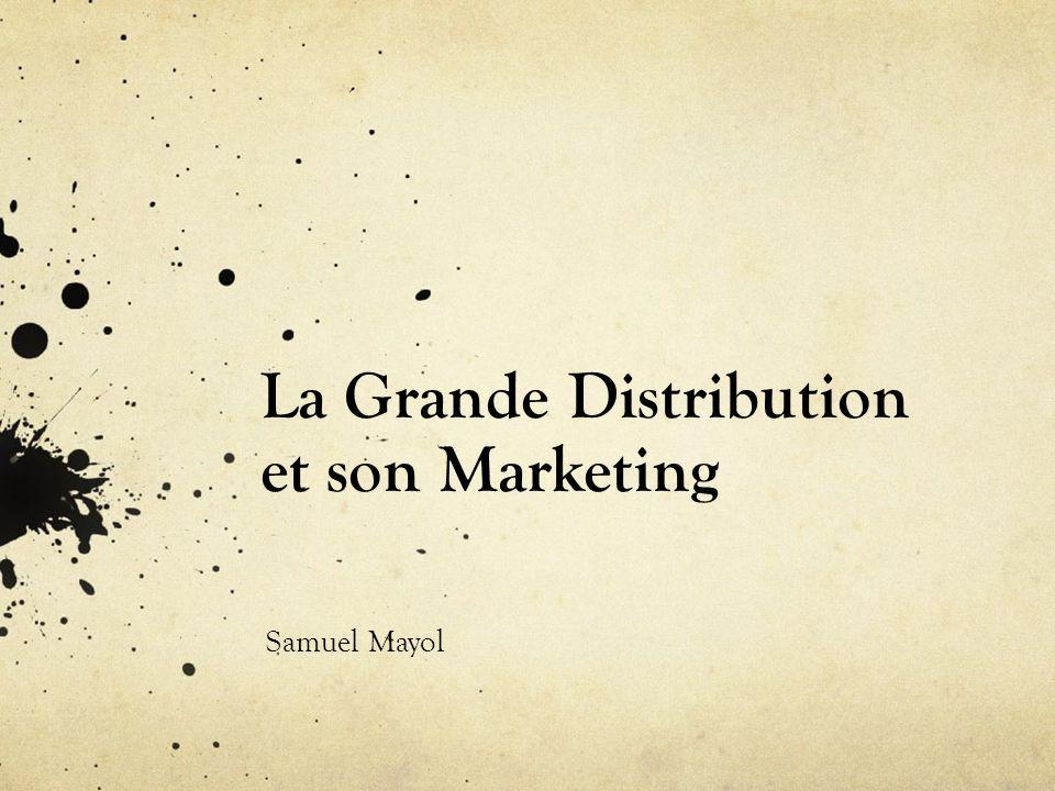 Le marketing des distributeurs Communication Nous distinguons la communication externe et la communication dans le point de vente.