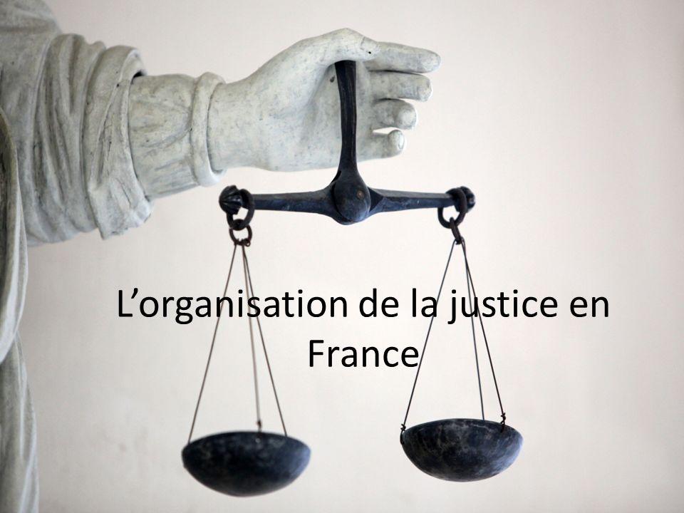 Sommaire I- Introduction II- Les différents ordres III- Présentation de lordre judiciaire IV- Présentation de lordre administratif V- Sources