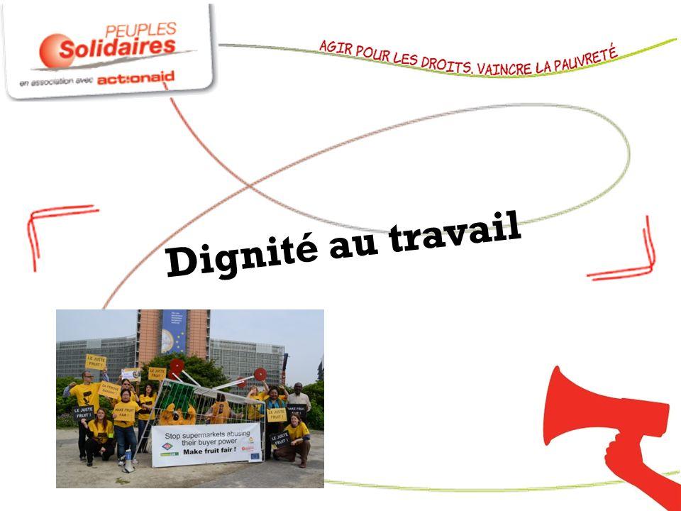Stratégie 2013-2017 Rappel des 5 objectifs prioritaires : 1) actualiser la stratégie de communication 2) accompagner la transition vers ActionAid France 3) un clic / des actions (Internet) 4) une opinion / des voix (médias) 5) innover pour se faire entendre.