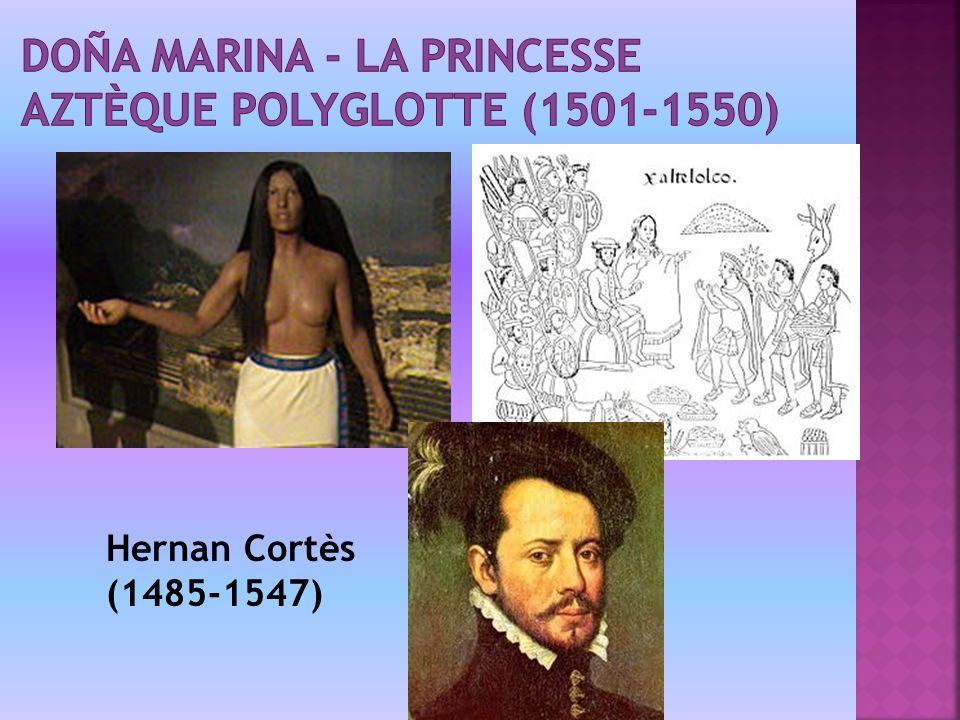 Hernan Cortès (1485-1547)