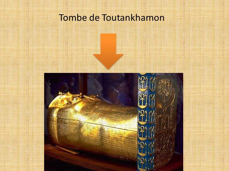 Tombe de Toutankhamon