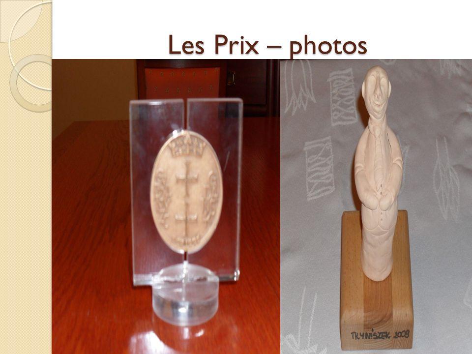 Les Prix – photos