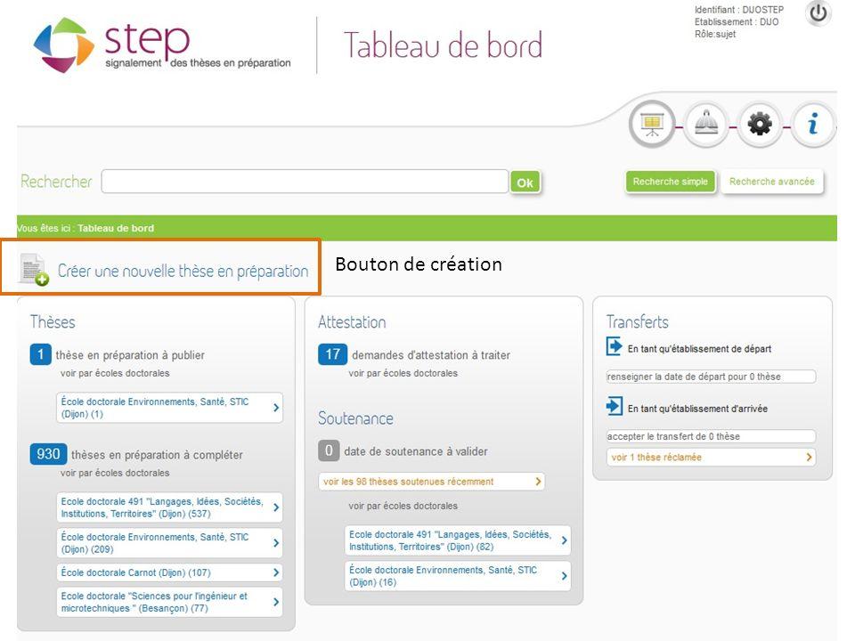 En cours de traitement, non publiées sur theses.fr