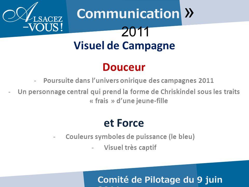 Visuel » 2011 Comité de Pilotage du 9 juin 2011 MAQUETT E