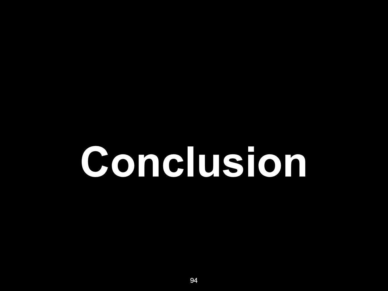 Conclusion 94
