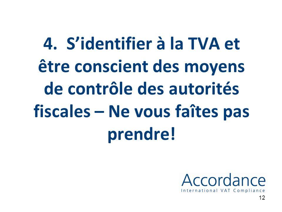 Quel est le taux de TVA applicable ? Une fois identifié à la TVA, lEtat Membre de destination des biens détermine le taux de TVA qui sapplique Les règ