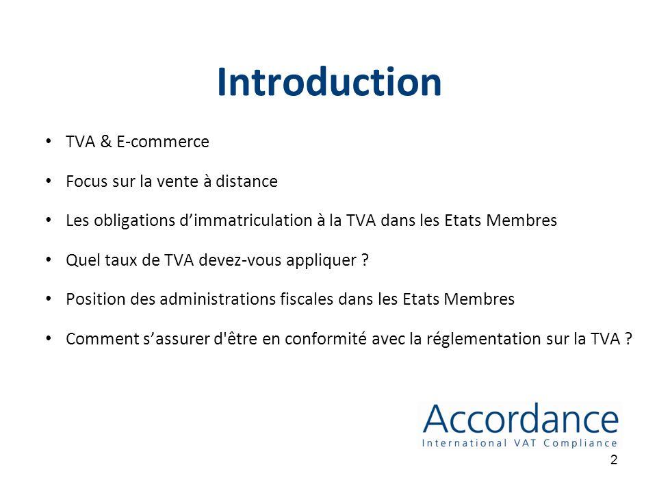 1 E-commerce – 7 étapes pour être en conformité avec la réglementation sur la TVA