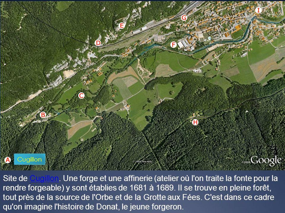 Site du Moutier.
