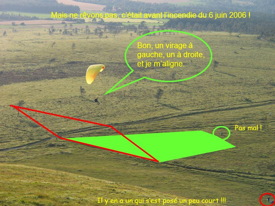 13 2006 www.vol-libre-menez-hom.com Il y en a un qui sest posé un peu court !!.