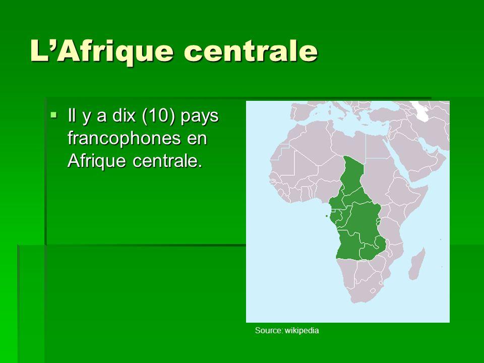 LAfrique de lOuest francophone: Exercices en ligne 1.Associez une carte et un pays: Flashcards: cliquez ici Flashcards: cliquez icicliquez icicliquez
