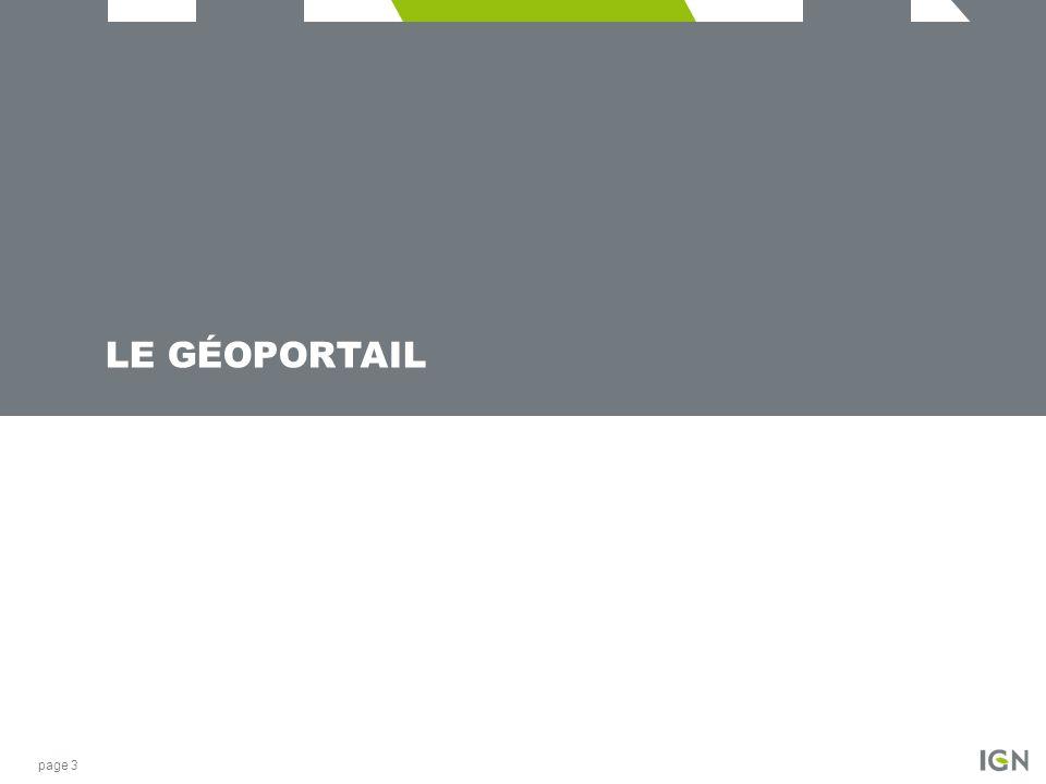 LE GÉOPORTAIL page 3