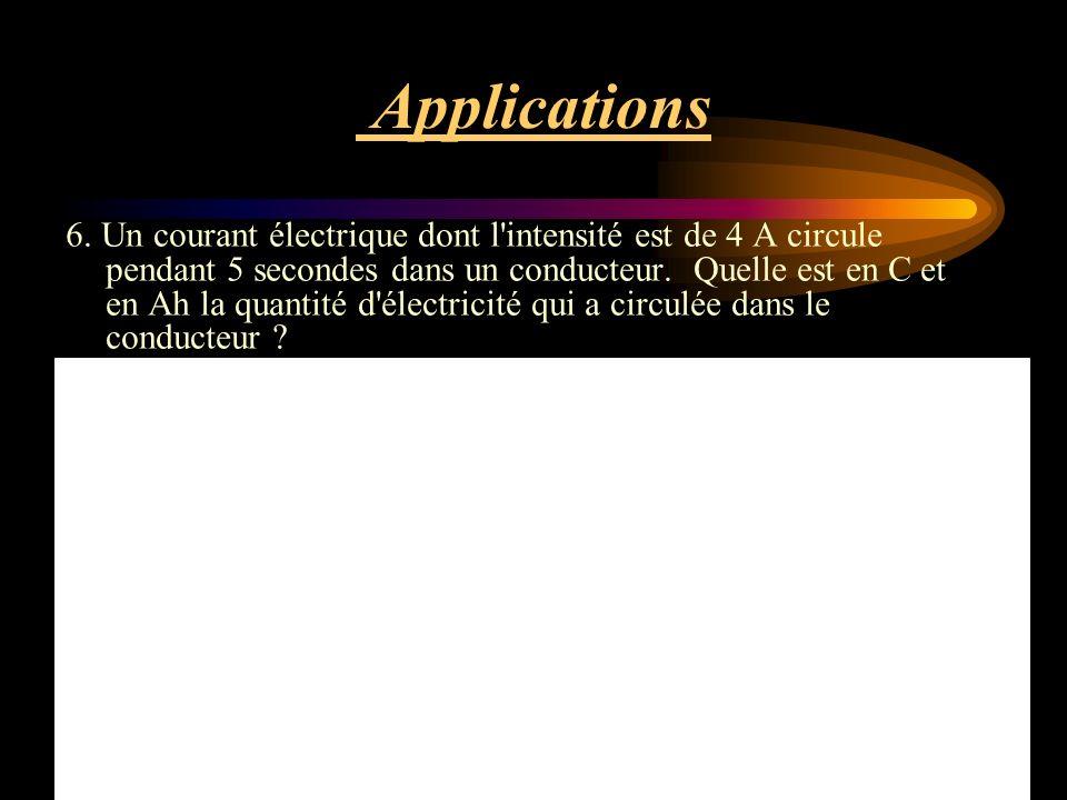 Applications 6.