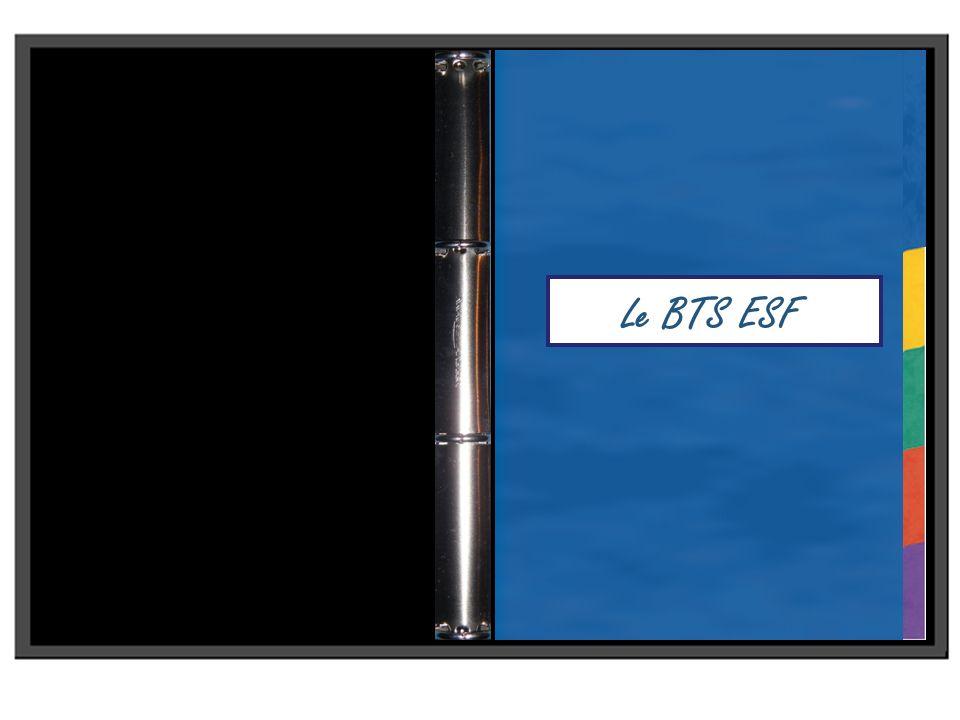 Le BTS ESF