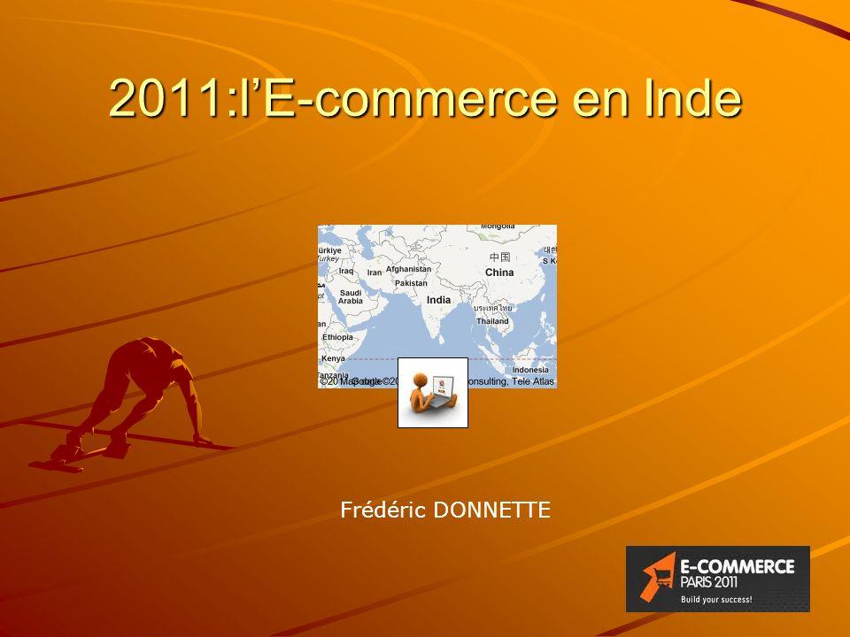 2011:lE-commerce en Inde Frédéric DONNETTE