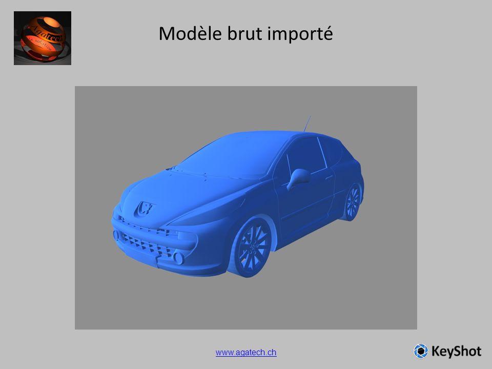 Modèle brut importé www.agatech.ch