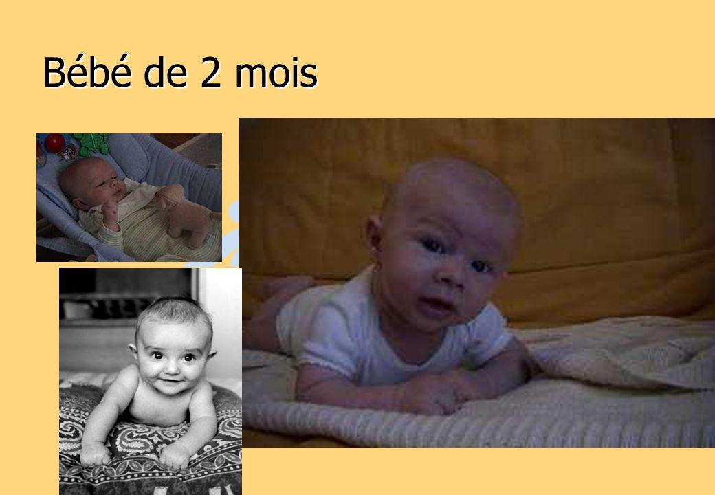 Bébé de 2 mois