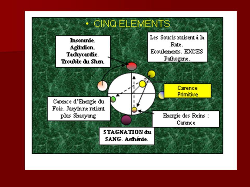 REGULATION PAR LES MERIDIENS CURIEUX Chong mai Chong mai Points clés: 4 Rp Gong Sun/ 6 mc Nei Guan Ou selon le symptomes : Dai mai Dai mai Points clés: 41vb Zu Lin Qi / 5 tr Wai Guan