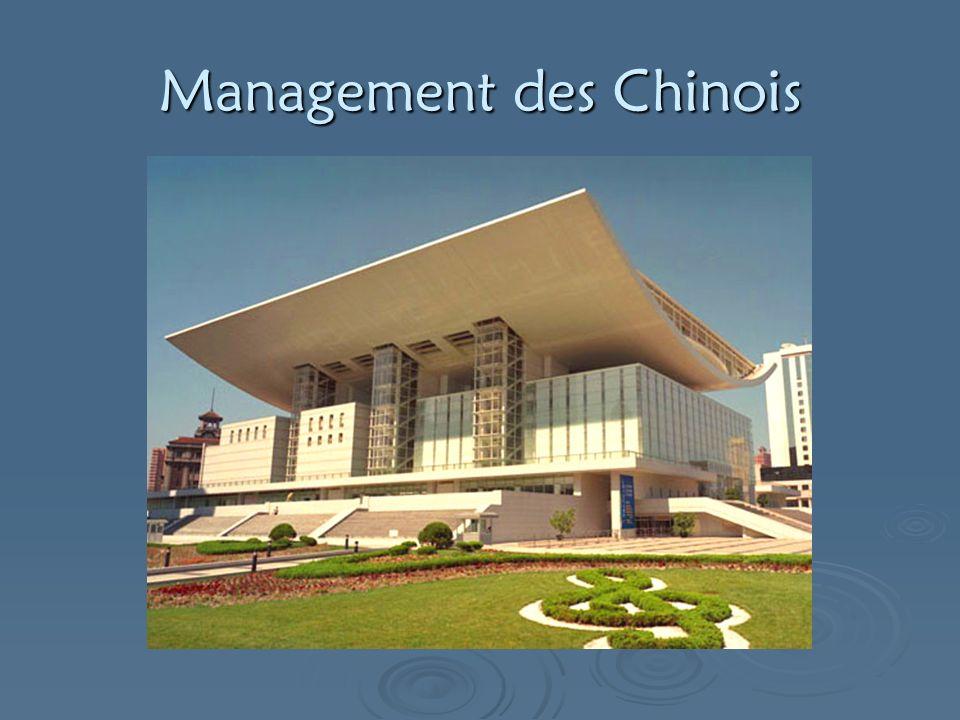Management des Chinois