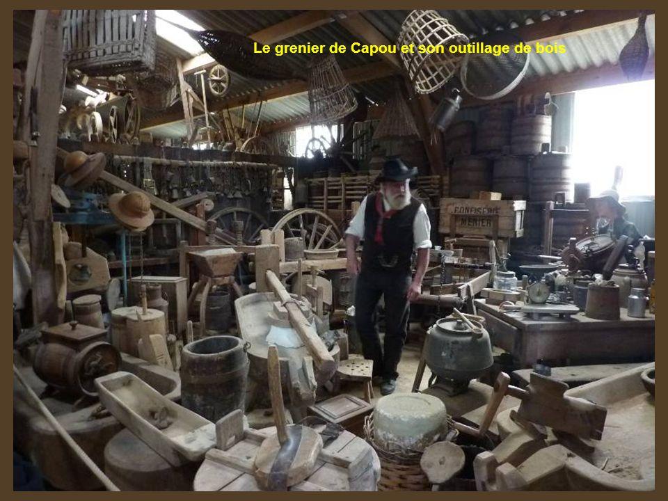 Raymond Capoulade, le pédagogue passionné des outils dautrefois